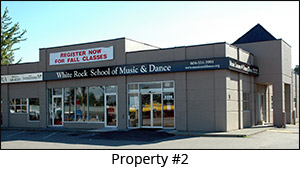 White Rock School of Music and Dance Location 2